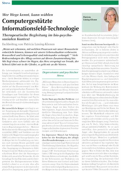 Computergestützte Informationsfeld-Technologie
